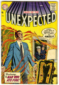 Silver Age (1956-1969):Horror, Tales of the Unexpected #9 (DC, 1957) Condition: GD/VG....