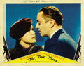 """Movie Posters:Mystery, The Thin Man (MGM, 1934). Lobby Card (11"""" X 14"""")...."""