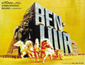 "Movie Posters:Drama, Ben-Hur (MGM, 1959). Lenticular Standee (10"" X 13.5""). ..."