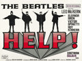 "Movie Posters:Rock and Roll, Help! (United Artists, 1965). British Quad (30"" X 40""). ..."