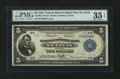 Fr. 796 $5 1918 Federal Reserve Bank Note PMG Choice Very Fine 35 EPQ