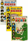 Bronze Age (1970-1979):Humor, Richie Rich Riches #1-29 File Copy Group (Harvey, 1972-77) Condition: Average NM-.... (Total: 29 Comic Books)