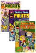 Bronze Age (1970-1979):Cartoon Character, Richie Rich Profits #1-47 File Copy Group (Harvey, 1974-82)Condition: Average NM-.... (Total: 47 Comic Books)