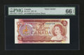 Canadian Currency: , BC-47aT $2 1974 Test Note. ...