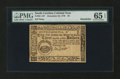 Colonial Notes:South Carolina, South Carolina December 23, 1776 $3 Remainder PMG Gem Uncirculated 65 EPQ....