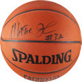 Basketball Collectibles:Others, Magic Johnson Signed Basketball. ...