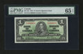 Canadian Currency: , BC-21b $1 1937 Narrow Panel Variety.. ...