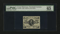 Fractional Currency:Third Issue, Fr. 1238 5¢ Third Issue PMG Gem Uncirculated 65 EPQ....