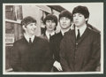 "Movie Posters:Rock and Roll, A Hard Day's Night (United Artists, 1964). Trading Cards (58) (2.5""X 3.5""). Rock and Roll.. ... (Total: 58 Items)"