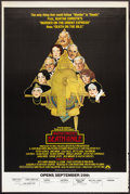 "Movie Posters:Mystery, Death on the Nile (Paramount, 1978). New York One Sheet (29.5"" X 45"") Advance. Mystery.. ..."