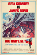 "Movie Posters:James Bond, You Only Live Twice (United Artists, 1967). Poster (40"" X 60"")....."