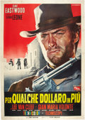 "Movie Posters:Western, For a Few Dollars More (PEA, 1965). Italian 4 - Folio (55"" X 78"")....."