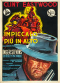"Movie Posters:Western, Hang 'Em High (United Artists, 1968). Italian 2 - Folio (39"" X55"").. ..."