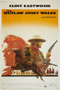 "Movie Posters:Western, The Outlaw Josey Wales (Warner Brothers, 1976). Poster (40"" X 60"").. ..."
