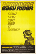 """Movie Posters:Drama, Easy Rider (Columbia, R-1972). Poster (40"""" X 60"""").. ..."""