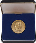 Movie/TV Memorabilia:Awards, Ronald Reagan and George Bush Commemorative Medal....