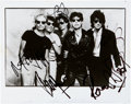 Music Memorabilia:Autographs and Signed Items, The Rolling Stones Band-Signed Photo....