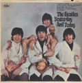 Music Memorabilia:Recordings, Beatles 3rd State Butcher Cover Yesterday and Today Mono LP(Capitol 2553, 1966)....