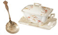 Movie/TV Memorabilia:Props, Gone With the Wind Antique Prop Serving Ware.... (Total: 4 Items)