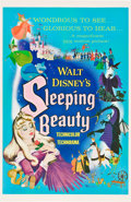 "Movie Posters:Animated, Sleeping Beauty (Buena Vista, 1959). One Sheet (27"" X 41"") StyleB.. ..."