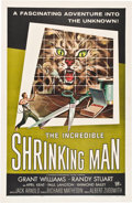 "Movie Posters:Horror, The Incredible Shrinking Man (Universal International, 1957). One Sheet (27"" X 41"").. ..."
