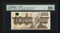 Canadian Currency: , BC-60aA-i $100 1988. ...