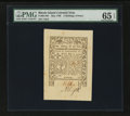 Colonial Notes:Rhode Island, Rhode Island May 1786 2s6d PMG Gem Uncirculated 65 EPQ....