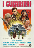 "Movie Posters:War, Kelly's Heroes (MGM, 1970). Italian 2 - Folio (39"" X 55"").. ..."
