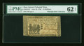 Colonial Notes:New Jersey, New Jersey June 22, 1756 15s PMG Uncirculated 62 EPQ....