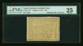 Colonial Notes:North Carolina, North Carolina August 8, 1778 $10 PMG Very Fine 25....