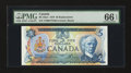 Canadian Currency: , BC-53aA $5 1979. ...