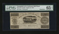 Canadian Currency: , Montreal, LC- Champlain & St. Lawrence Railroad 7 1/2 PenceAugust 1, 1857. ...