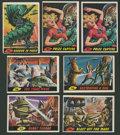 Non-Sport Cards:General, 1962 Topps Mars Attacks Collection (32). ...