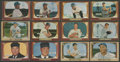 Baseball Cards:Sets, 1955 Bowman Baseball Complete Set (320)....