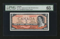 Canadian Currency: , BC-30bA $2 1954 Devil's Face. ...
