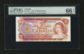 Canadian Currency: , BC-47aA $2 1974. ...