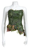 Movie/TV Memorabilia:Costumes, Ludivine Sagnier's Peter Pan Screen-Worn Costume....
