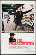 "Movie Posters:Action, The French Connection Lot (20th Century Fox, 1971). One Sheets (2)(27"" X 41""). Action.. ... (Total: 2 Items)"