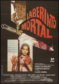 """Movie Posters:Mystery, Blood Relatives (Filmcorp, 1978). Spanish One Sheet (26.5"""" X 38"""").Mystery.. ..."""