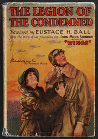 """The Legion of the Condemned (Paramount, 1928). Hardcover Book (266 Pages, 5"""" X 7.5""""). War"""