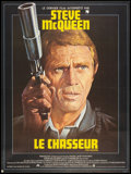 "Movie Posters:Action, The Hunter (Cinema International, 1980). French Grande (47"" X 63"").Action.. ..."