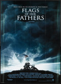 "Movie Posters:War, Flags of Our Fathers (Warner Brothers, 2006). Italian 4 - Folio(55"" X 78""). War.. ..."