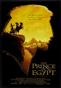 "Movie Posters:Animated, The Prince of Egypt (DreamWorks, 1998). One Sheet (27"" X 40"") DS.Animated.. ..."