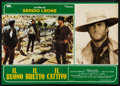 """Movie Posters:Western, The Good, The Bad and the Ugly (PEA, 1966). Italian Photobustas (6) (19"""" X 26.5""""). Western.. ..."""