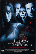 "Movie Posters:Horror, I Know What You Did Last Summer (Columbia, 1998). One Sheet (27"" X 40"") SS. Horror.. ..."