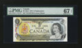 Canadian Currency: , BC-46aA $1 1973 Replacement.. ...