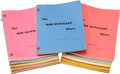Movie/TV Memorabilia:Documents, The Bob Newhart Show Television Script Collection.... (Total: 175 )