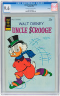 Bronze Age (1970-1979):Cartoon Character, Uncle Scrooge #111 File Copy (Gold Key, 1974) CGC NM+ 9.6 Off-whiteto white pages....