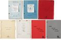 Movie/TV Memorabilia:Documents, Lana Turner Script Collection. ...