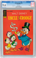 Bronze Age (1970-1979):Cartoon Character, Uncle Scrooge #103 File Copy (Gold Key, 1973) CGC NM+ 9.6 Whitepages....